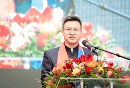 CNY 2018 VIP Speaker Mr Chen Ribiao