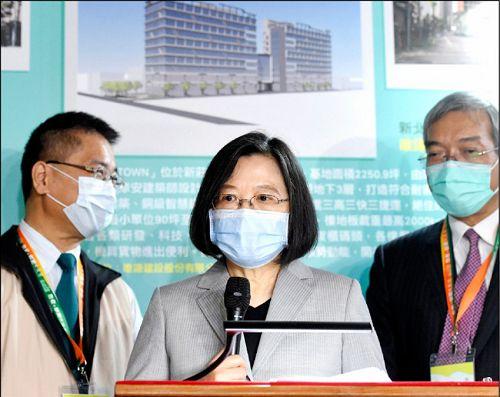 共機越中線 總統:這不就是武嚇嗎 - 華人今日網 chinesedaily News