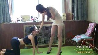 Chinese femdom 1110