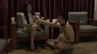 Chinese Femdom Hot Sexy YanYan (妍妍女王)