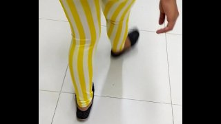 Transparent see through leggings 91