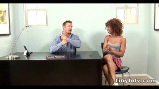 Perfect black teen pussy Misty Stone 1 91