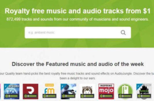 5 1 - 5个免费下载音乐素材网站 视频赚钱必备
