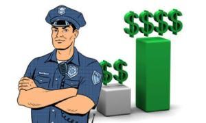 jcgz - 美国当警察能挣多少钱?湾区警察薪资大盘点