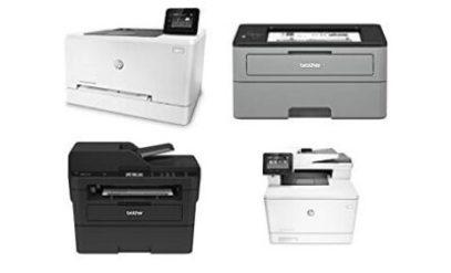 4款美国最佳激光打印机推荐!惠普佳能哪个好