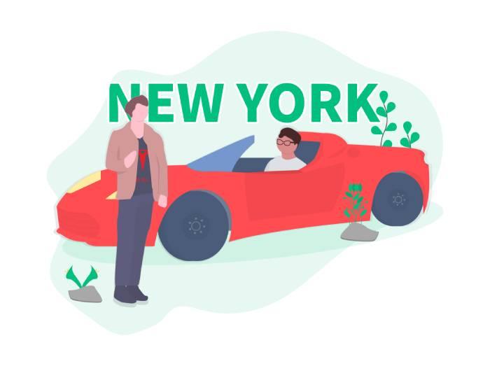 在线测试 – 最新纽约驾照考试模拟题(第2部分)