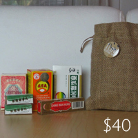 Chinese Herbal Medicine Cabinet - Burlap : Chinese Medicine Living