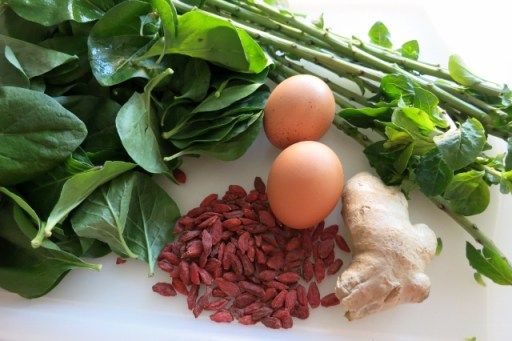 Goji Berry Soup Recipe Ingredients