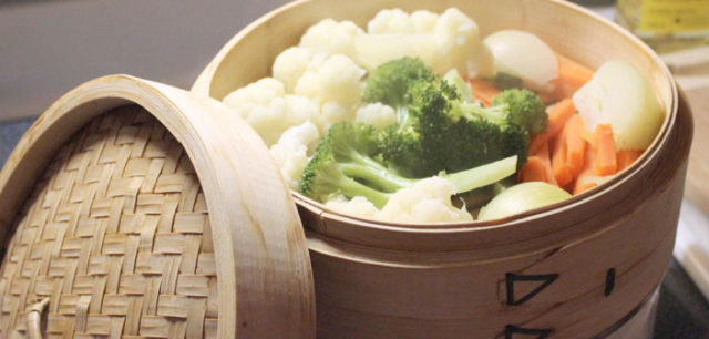 steamed veggies for inflammation : Chinese Medicine Living