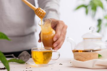 Does Taking Honey Cure Coughing?