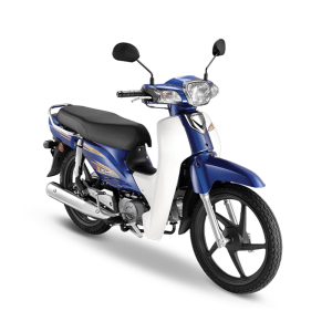 Honda EX5 Blue