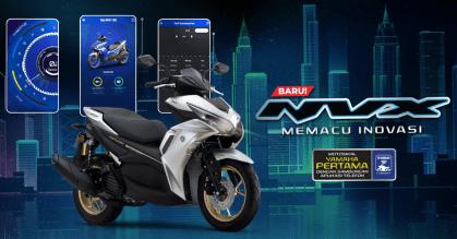 Yamaha NVX V2 2021