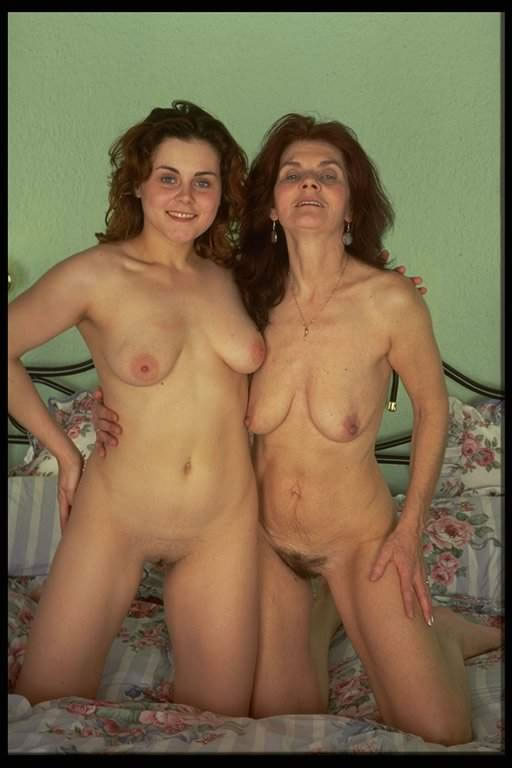 Mom mother and daughter nude better