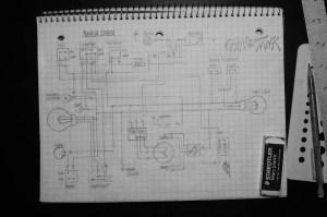 SR250 schematics  Chin on the Tank – Motorcycle stuff in