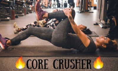 core crusher ab workouts