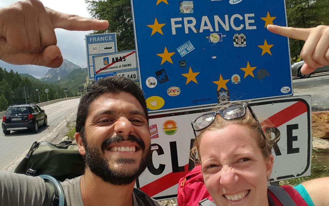 Dalla piatta pianura alle maestose Alpi