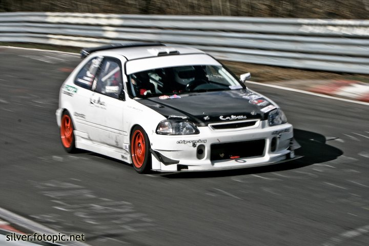 RCN Honda Civic von Kuho-Racing