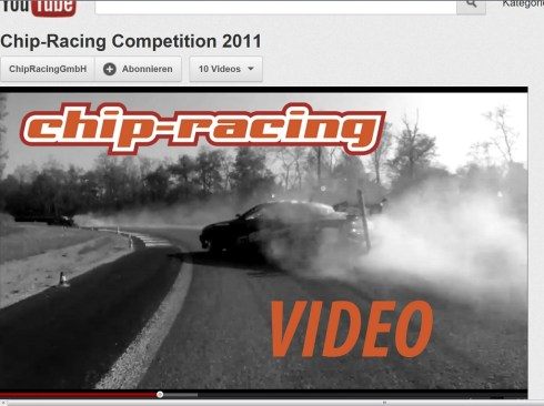 Chip-Racing Video Section
