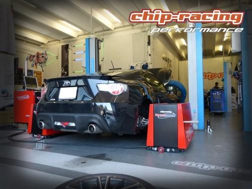 Chip-Racing Toyota GT86 / Subaru BRZ tuning: CRTEK1 E85