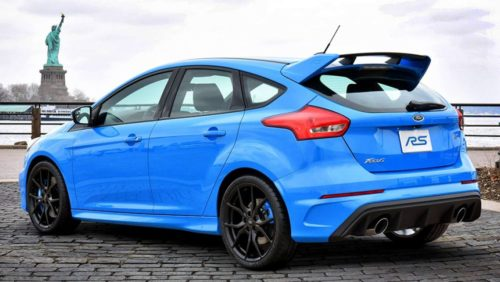 Ford Focus RS MK3 Tuning