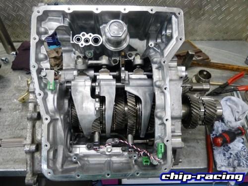 Nissan GTR Getriebe