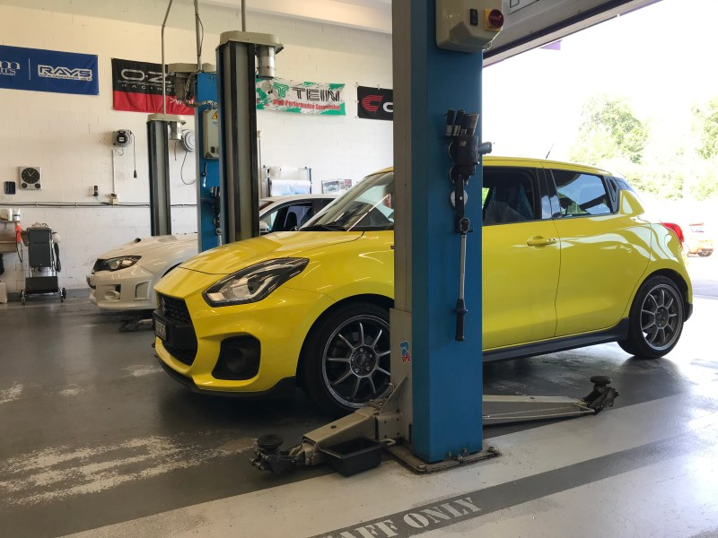 Suzuki Swift Sport 1.4 Turbo