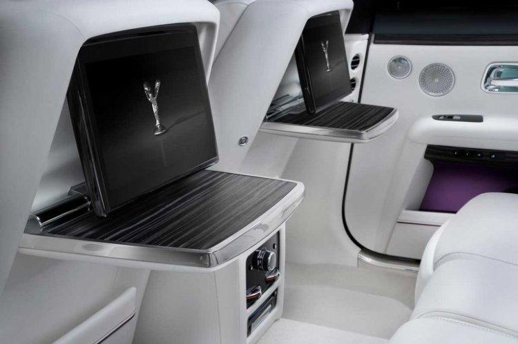 20200903115001986119 Rolls-Royce yeni nesil Ghost'u tanıttı! İşte Rolls-Royce Ghost özellikleri Haberler Teknoloji