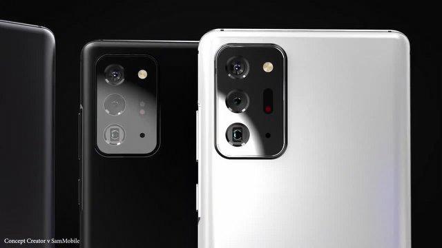 Galaxy S21 konsepti ön kamerayı gizliyor 1