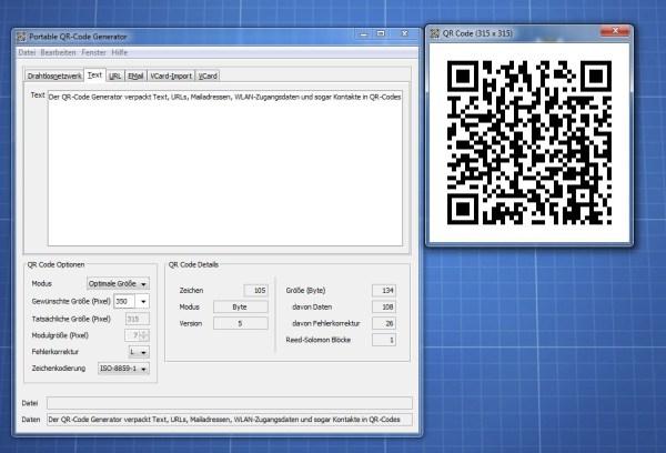Portable QR-Code Generator - Download - CHIP