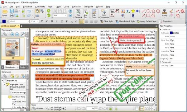 PDF-XChange Editor - Download - CHIP