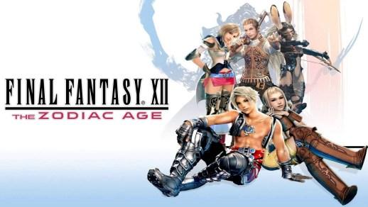 Bildergebnis für Final Fantasy XII: The Zodiac Age im Test