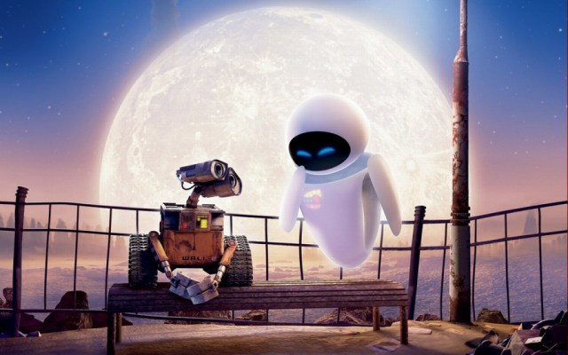 WALL-E and EVE Are Headed To Mars With NASA 1
