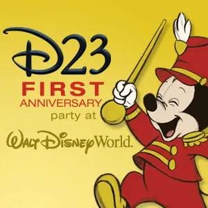D23 Anniversary Party - Disney Parks News 1
