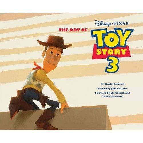 The First Pixar Toy Story 3 Products are Becoming Available 1