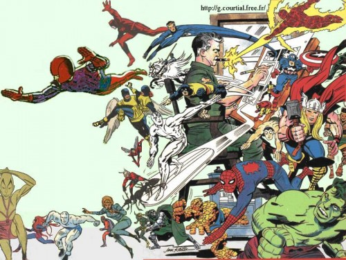 Kirby estate sues Marvel - Copyrights to Iron Man and Spider-Man at stake 1