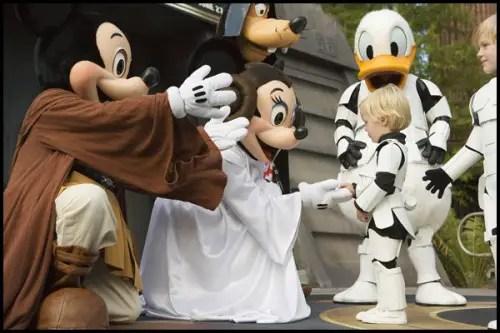 Disney World's 'Star Wars Weekends' 2010 guest list announced 1