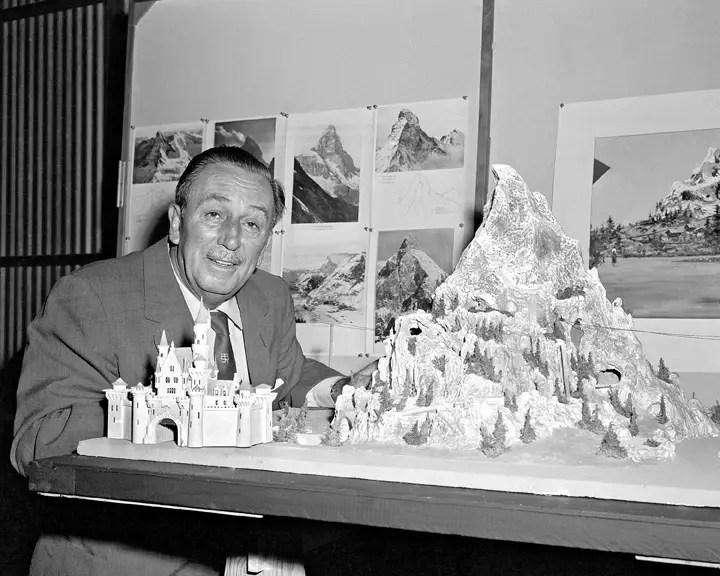 Classic Disneyland Fact Or Fiction The Matterhorn Basketball Court