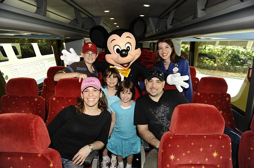 Disney's Magical Express Welcomes Its 10,000,000th Guest 1