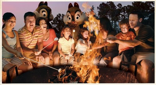 All Campfires at Walt Disney World are Temporarily Cancelled 1