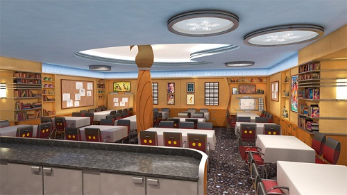 Disney Cruise Line reveals Magical Main Dining Choices on Disney Dream 2