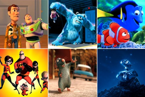 Top 10 Pixar Movies - Where will Toy Story 3 Rank? *Updated* 1