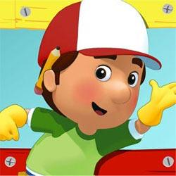 Disney Channel's Handy Manny Sporting a New Mustache 1