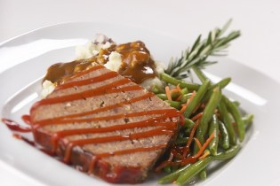 Disney World Food Cravings: Dad's Traditional Meatloaf with Recipe 1