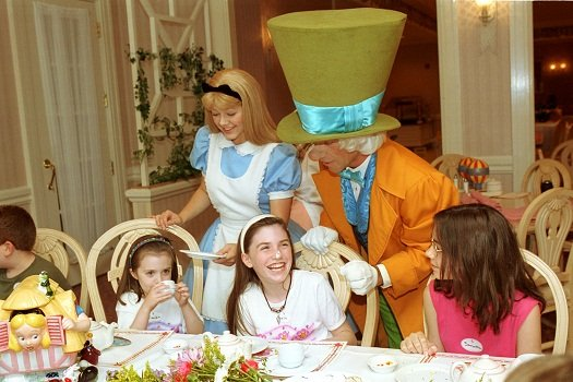 Grand Floridian Restaurants: Something for Everyone 1