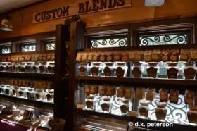 The Spice & Tea Exchange, Downtown Disney. Photo by D.K. Peterson