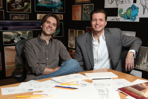 A Chat with Tangled Directors Byron Howard and Nathan Greno Part 1 1