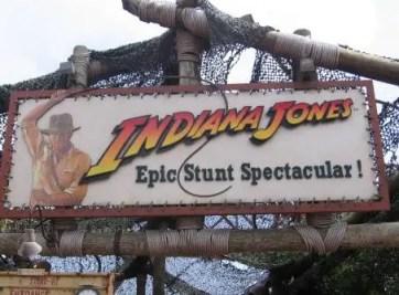 Indiana Jones Epic Stunt Spectacular 1