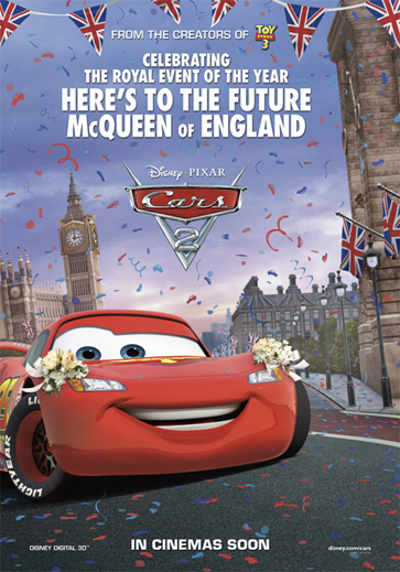 All New Cars 2 Trailer, Images, and Bonus Video