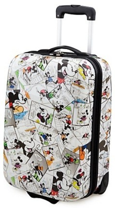 mickey suitcase