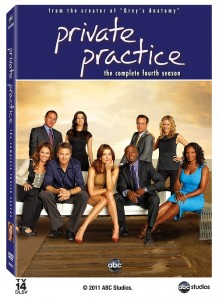 Private Practice: The Complete Fourth Season Coming to DVD September 13th 1